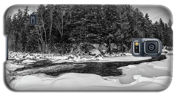 Rocky Gorge N H, River Bend 1 Galaxy S5 Case