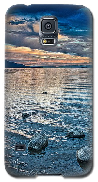 Rocky Lake Vista Galaxy S5 Case