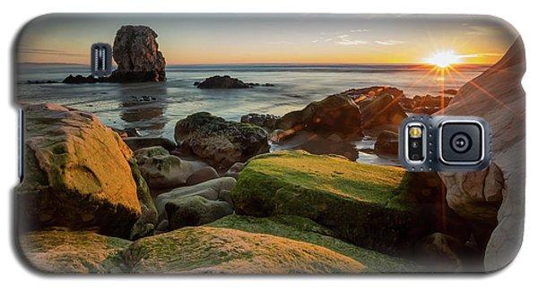 Rocky Pismo Sunset Galaxy S5 Case