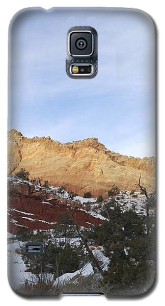 Rocky Slope Galaxy S5 Case