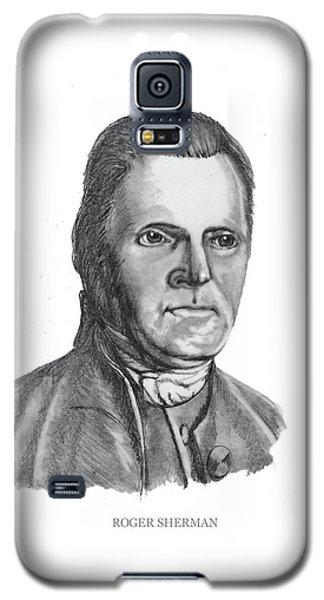 Roger Sherman Galaxy S5 Case