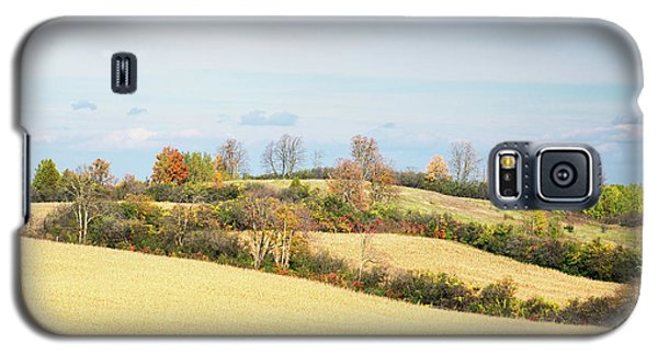 Rolling Hills In Fall Galaxy S5 Case