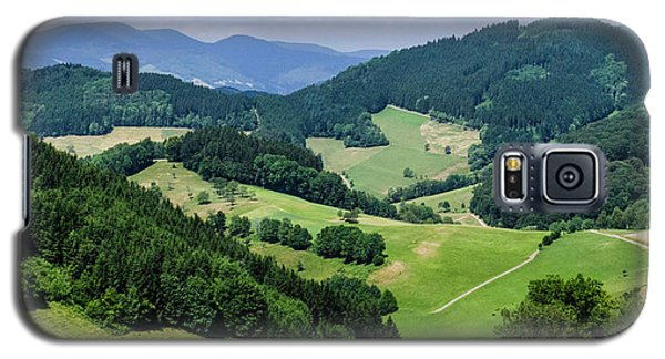 Rolling Hills Of The Black Forest Galaxy S5 Case
