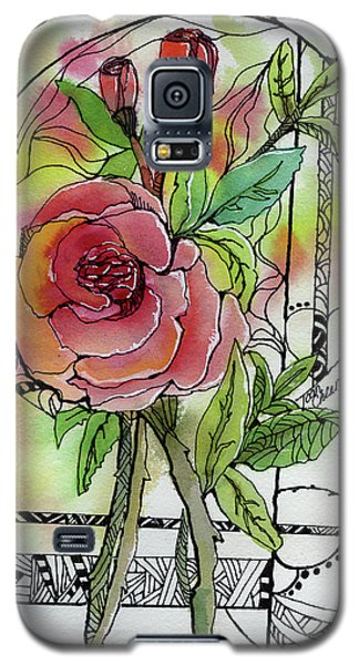Rose Is Rose Galaxy S5 Case