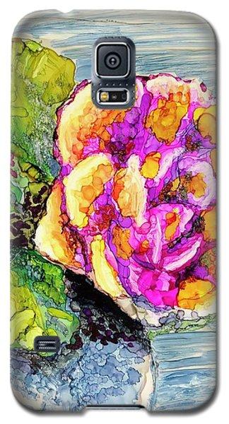 Rose Still Life Galaxy S5 Case