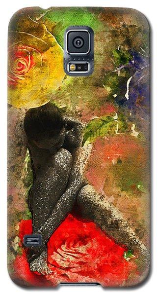 Rosebuds Galaxy S5 Case