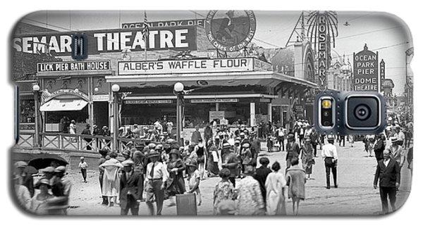 Rosemary Theater Santa Monica Galaxy S5 Case