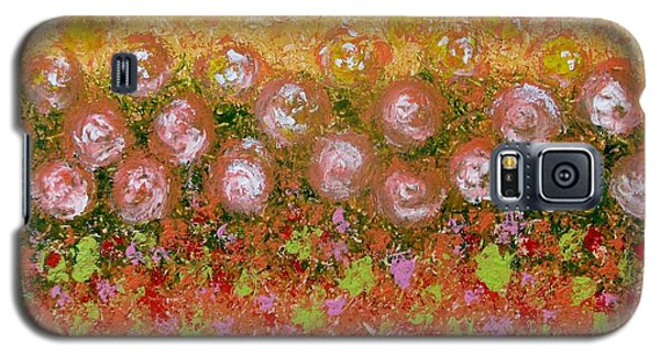 Roses Of Autumn Galaxy S5 Case