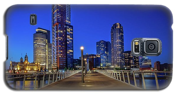 Rottedam Rijnhaven Bridge Galaxy S5 Case