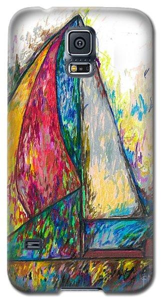 Rough Sailing Galaxy S5 Case