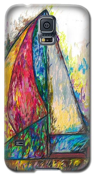 Rough Sailing Galaxy S5 Case