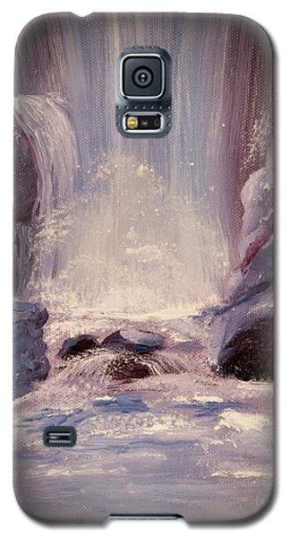 Royal Falls Galaxy S5 Case