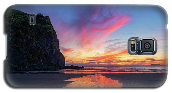 Ruby Beach 21 Galaxy S5 Case