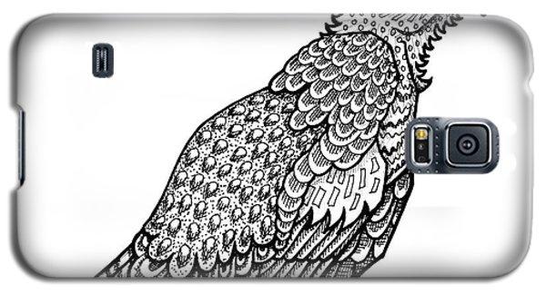 Ruffed Grouse Galaxy S5 Case
