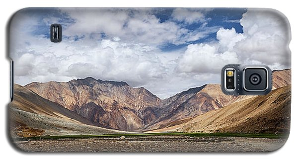 Rugged Himalayan Mountains Galaxy S5 Case