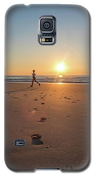 Run Free Galaxy S5 Case