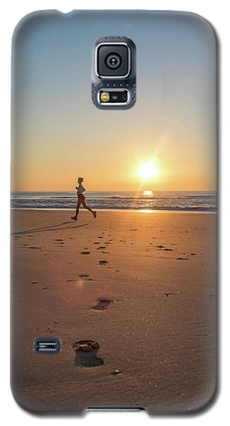 Run Free Galaxy S5 Case