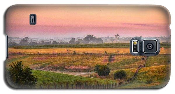 Rural Landscape Galaxy S5 Case