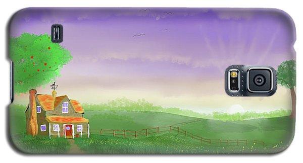 Rural Wonder Galaxy S5 Case