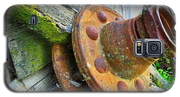 Rusted Hub Galaxy S5 Case