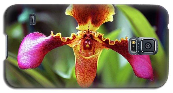 Sad Orchid Galaxy S5 Case