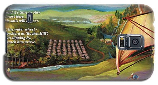 Sailbus Flight Home Galaxy S5 Case