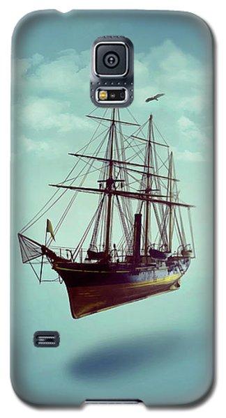 Sailed Away Galaxy S5 Case