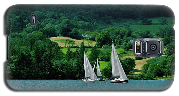 Sailing By Galaxy S5 Case
