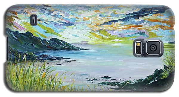 Sailing By Lovers Cove Kinsale Galaxy S5 Case