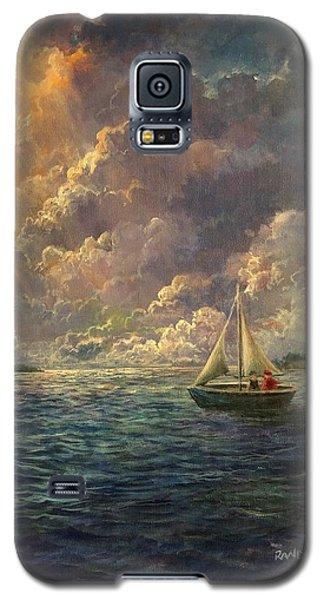 Sailing The Divine Light Galaxy S5 Case