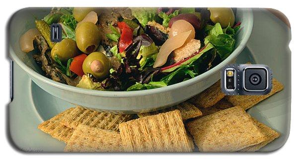Salad Mediterranean Style Galaxy S5 Case