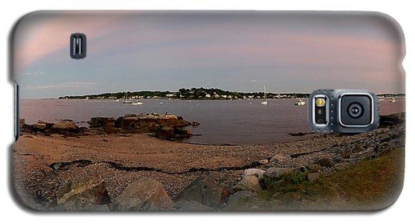 Salem Harbor From Winter Island Galaxy S5 Case
