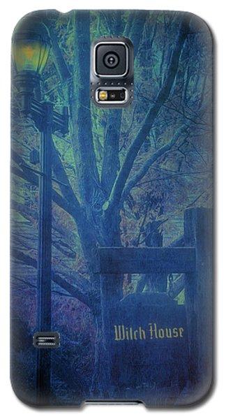 Salem Massachusetts  Witch House Galaxy S5 Case