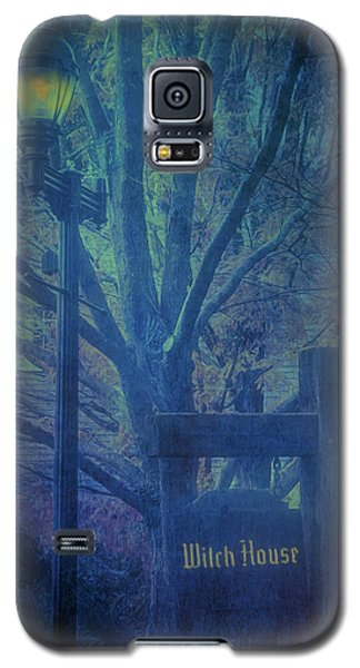 Salem Massachusetts  Witch House Galaxy S5 Case