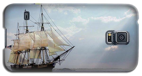 Salem's Friendship Sails Home Galaxy S5 Case