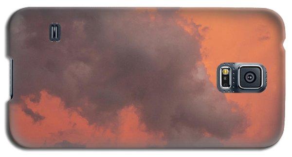Salmon Sky Galaxy S5 Case