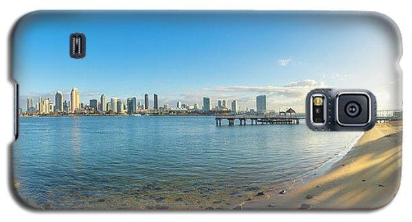 San Diego Bay - Panorama Galaxy S5 Case