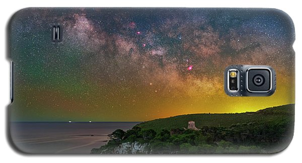 San Felice Arch And Tower Galaxy S5 Case