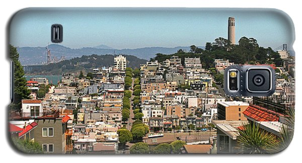 San Francisco - Telegraph Hill Galaxy S5 Case