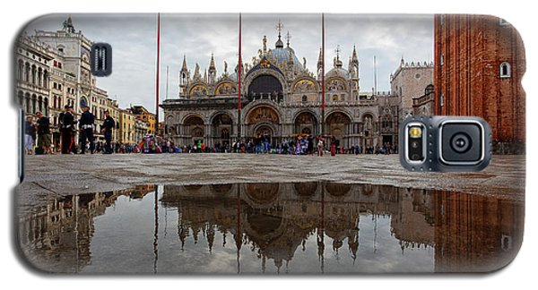 San Marco Cathedral Venice Italy Galaxy S5 Case