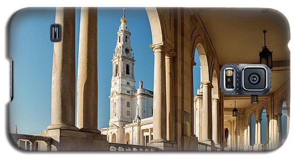 Sanctuary Of Fatima, Portugal Galaxy S5 Case