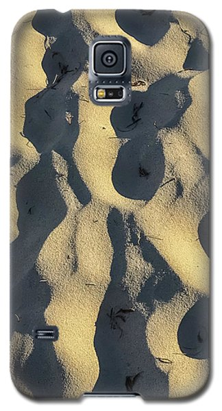 Sand Ripples Galaxy S5 Case