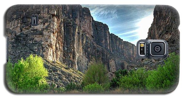 Santa Elena Canyon Galaxy S5 Case