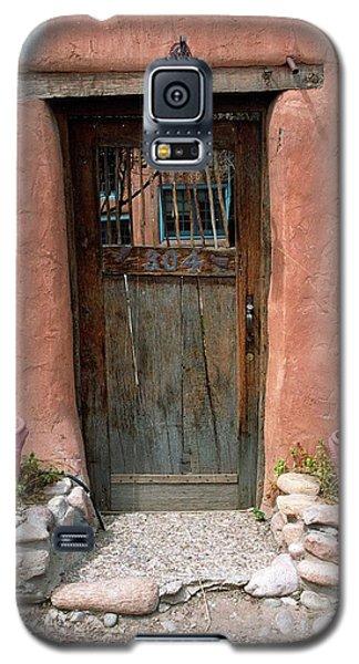 Santa Fe Door Galaxy S5 Case