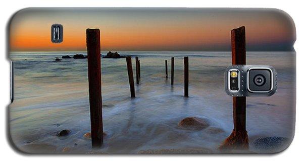 Santa Monica Sunrise Galaxy S5 Case