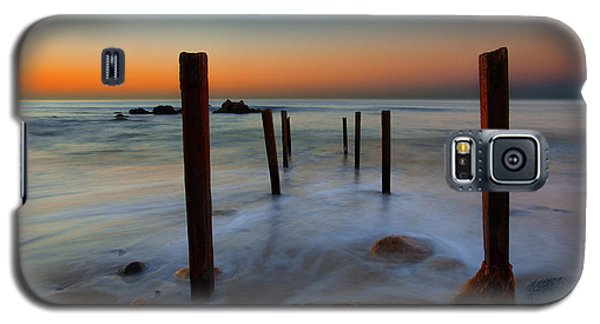 Santa Monica Sunrise Galaxy S5 Case