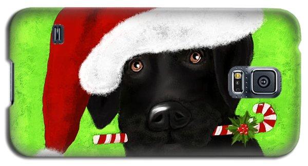 Santa's Little Helper Galaxy S5 Case