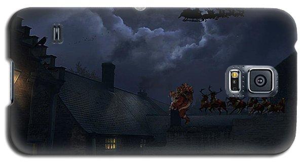 Santas Galaxy S5 Case