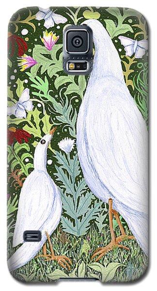 Sapientes Pacis Birds Galaxy S5 Case