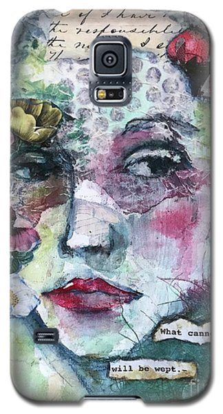 Sappho's Quote Galaxy S5 Case